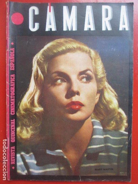 REVISTA CAMARA QUINCENAL CINE MARY MARTIN Nº 53 1945 RC5 (Cine - Revistas - Cámara)