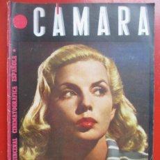 Cine: REVISTA CAMARA QUINCENAL CINE MARY MARTIN Nº 53 1945 RC5. Lote 192798817