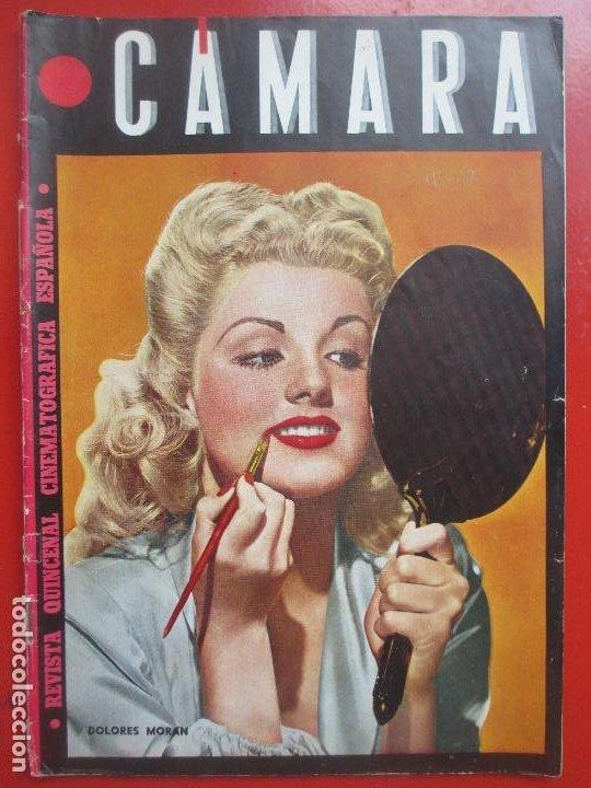 REVISTA CAMARA QUINCENAL CINE DOLORES MORAN Nº 53 1944 RC6 (Cine - Revistas - Cámara)