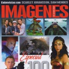 Cine: IMAGENES DE ACTUALIDAD N. 408 ENERO 2020 - EN PORTADA: ESPECIAL 100 PELICULAS PARA 2020 (NUEVA). Lote 204670830