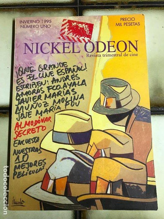 Cine: Colección completa Nickel Odeón. 33 números. Excelente estado. VER FOTOS - Foto 2 - 213869281