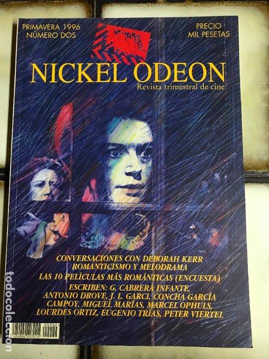 Cine: Colección completa Nickel Odeón. 33 números. Excelente estado. VER FOTOS - Foto 3 - 213869281