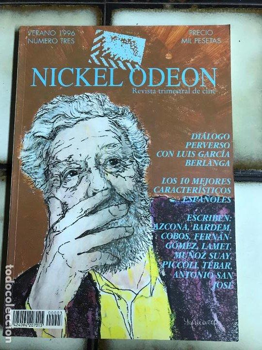 Cine: Colección completa Nickel Odeón. 33 números. Excelente estado. VER FOTOS - Foto 4 - 213869281