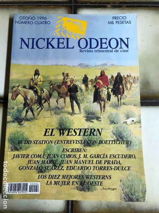 Cine: Colección completa Nickel Odeón. 33 números. Excelente estado. VER FOTOS - Foto 5 - 213869281
