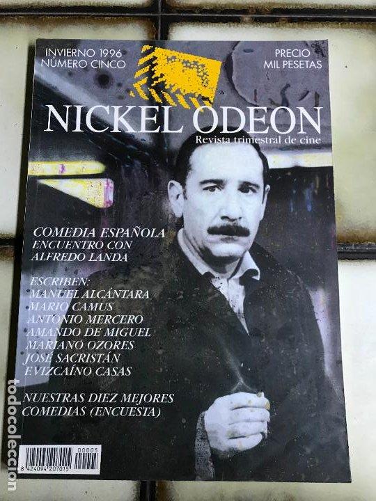 Cine: Colección completa Nickel Odeón. 33 números. Excelente estado. VER FOTOS - Foto 6 - 213869281