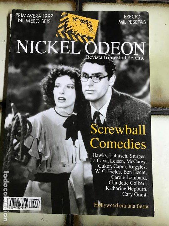 Cine: Colección completa Nickel Odeón. 33 números. Excelente estado. VER FOTOS - Foto 7 - 213869281