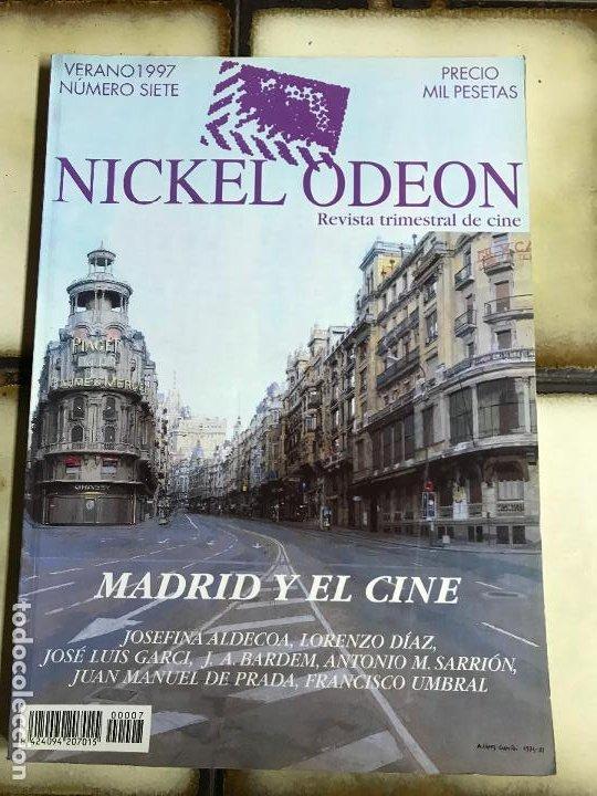 Cine: Colección completa Nickel Odeón. 33 números. Excelente estado. VER FOTOS - Foto 8 - 213869281