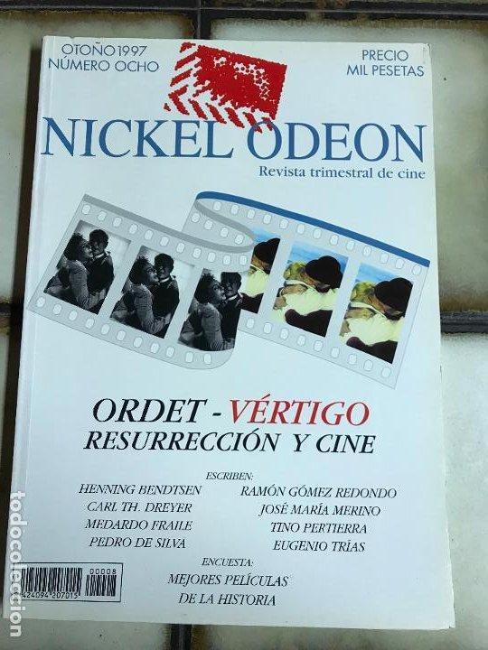 Cine: Colección completa Nickel Odeón. 33 números. Excelente estado. VER FOTOS - Foto 9 - 213869281