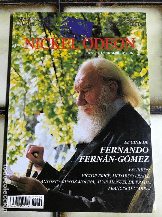 Cine: Colección completa Nickel Odeón. 33 números. Excelente estado. VER FOTOS - Foto 10 - 213869281