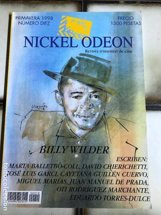 Cine: Colección completa Nickel Odeón. 33 números. Excelente estado. VER FOTOS - Foto 11 - 213869281