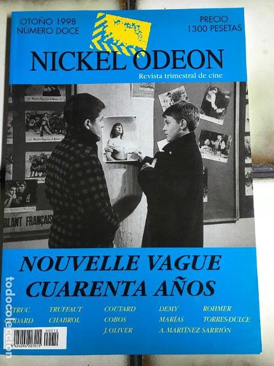 Cine: Colección completa Nickel Odeón. 33 números. Excelente estado. VER FOTOS - Foto 12 - 213869281
