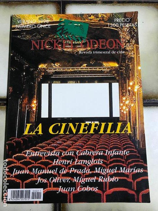 Cine: Colección completa Nickel Odeón. 33 números. Excelente estado. VER FOTOS - Foto 13 - 213869281