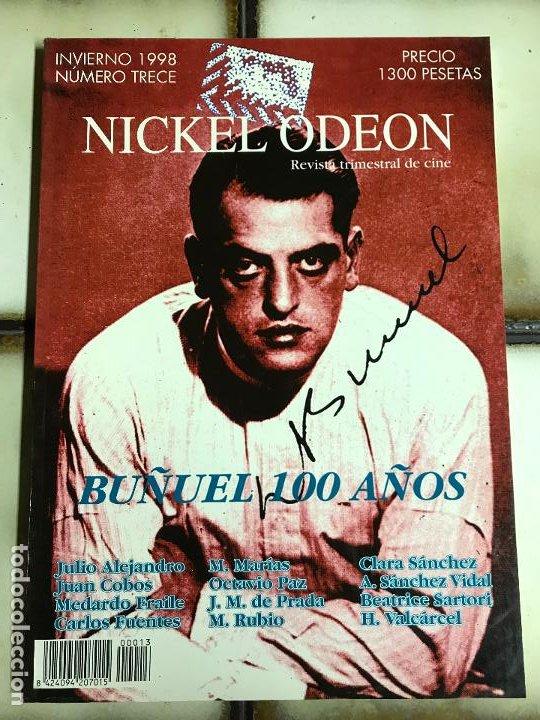 Cine: Colección completa Nickel Odeón. 33 números. Excelente estado. VER FOTOS - Foto 14 - 213869281