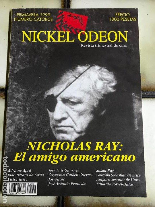 Cine: Colección completa Nickel Odeón. 33 números. Excelente estado. VER FOTOS - Foto 15 - 213869281