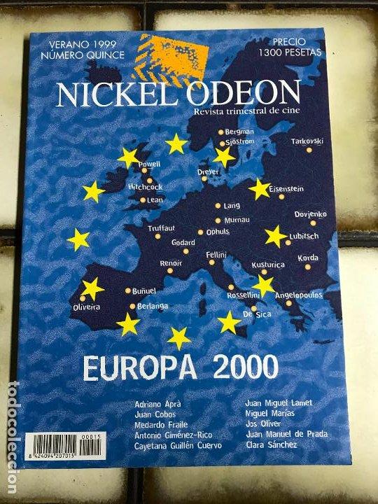 Cine: Colección completa Nickel Odeón. 33 números. Excelente estado. VER FOTOS - Foto 16 - 213869281