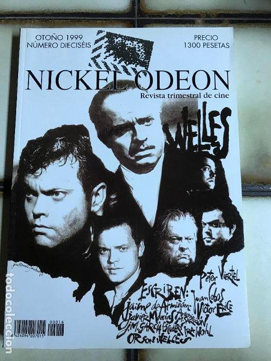 Cine: Colección completa Nickel Odeón. 33 números. Excelente estado. VER FOTOS - Foto 17 - 213869281
