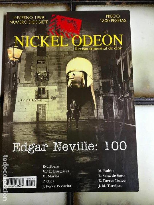 Cine: Colección completa Nickel Odeón. 33 números. Excelente estado. VER FOTOS - Foto 18 - 213869281