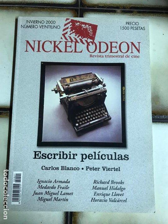 Cine: Colección completa Nickel Odeón. 33 números. Excelente estado. VER FOTOS - Foto 21 - 213869281