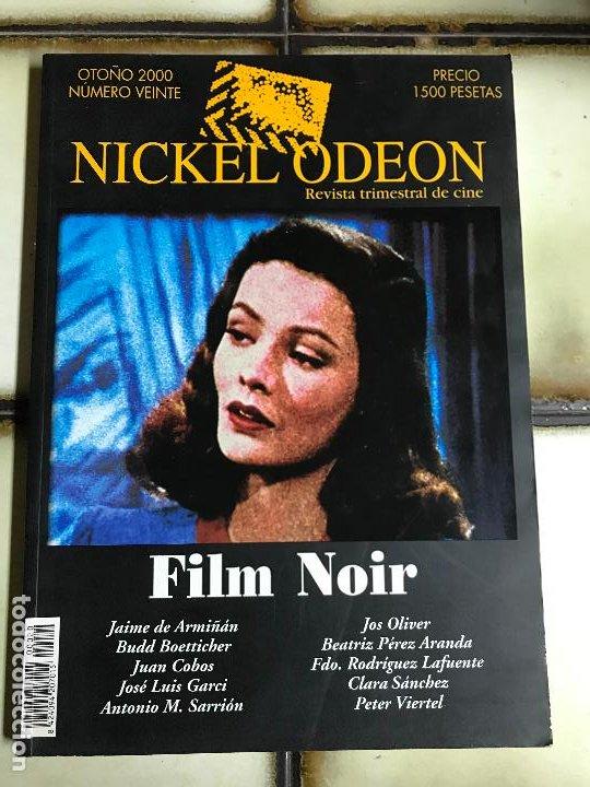 Cine: Colección completa Nickel Odeón. 33 números. Excelente estado. VER FOTOS - Foto 22 - 213869281