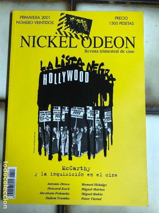 Cine: Colección completa Nickel Odeón. 33 números. Excelente estado. VER FOTOS - Foto 23 - 213869281