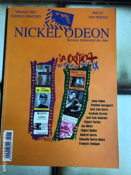 Cine: Colección completa Nickel Odeón. 33 números. Excelente estado. VER FOTOS - Foto 24 - 213869281