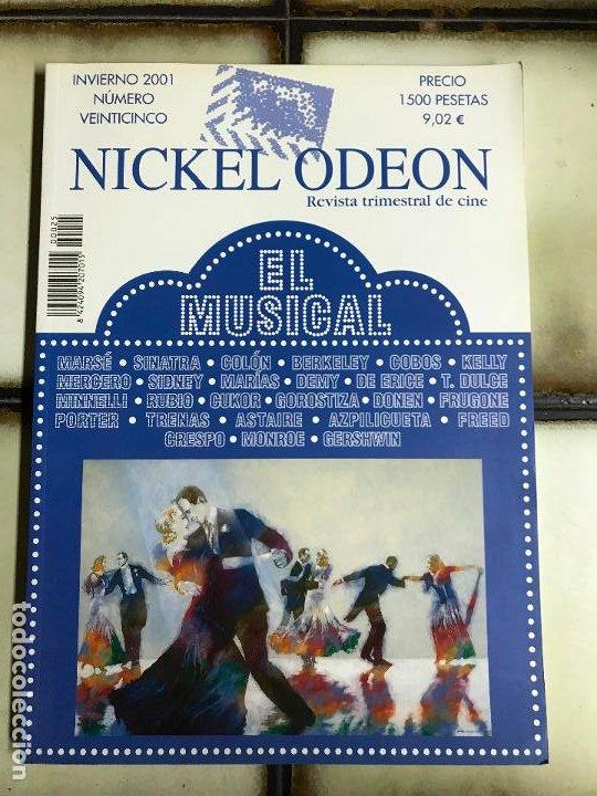 Cine: Colección completa Nickel Odeón. 33 números. Excelente estado. VER FOTOS - Foto 26 - 213869281