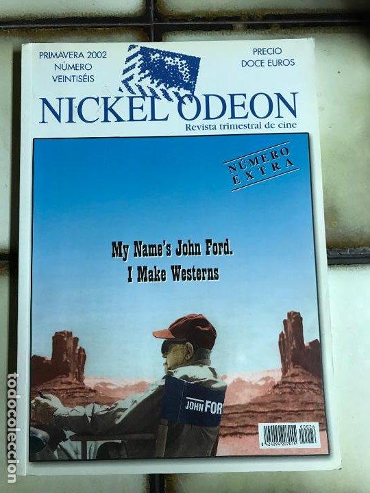 Cine: Colección completa Nickel Odeón. 33 números. Excelente estado. VER FOTOS - Foto 27 - 213869281