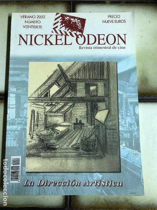 Cine: Colección completa Nickel Odeón. 33 números. Excelente estado. VER FOTOS - Foto 28 - 213869281