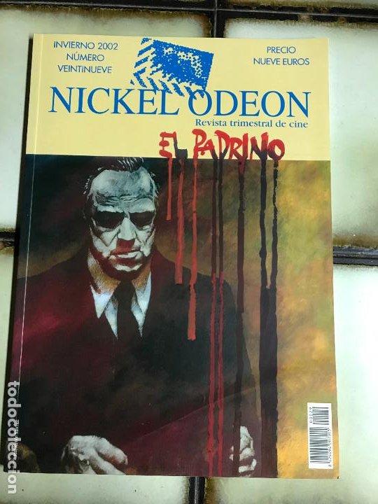 Cine: Colección completa Nickel Odeón. 33 números. Excelente estado. VER FOTOS - Foto 30 - 213869281
