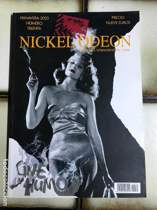 Cine: Colección completa Nickel Odeón. 33 números. Excelente estado. VER FOTOS - Foto 31 - 213869281
