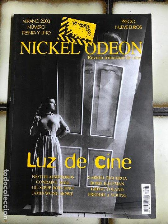 Cine: Colección completa Nickel Odeón. 33 números. Excelente estado. VER FOTOS - Foto 32 - 213869281