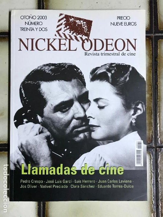 Cine: Colección completa Nickel Odeón. 33 números. Excelente estado. VER FOTOS - Foto 33 - 213869281
