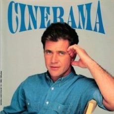 Cine: REVISTA - CINERAMA - Nº 13 - ABRIL 1993 (ETERNAMENTE JOVEN / SIGOURNEY WEAVER / LA MOMIA). Lote 192937205