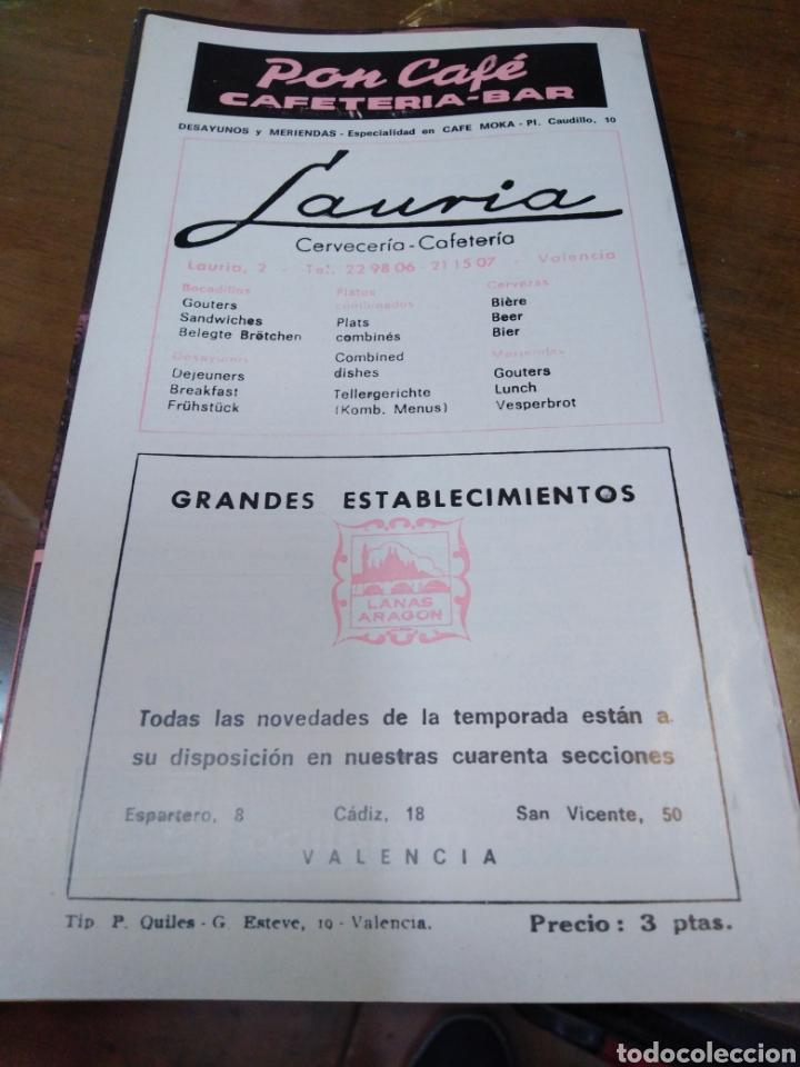 Cine: Cartelera bayarri, portada(Francisco rabal) N-664, año 1969 - Foto 2 - 192965745