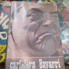 Cine: CARTELERA BAYARRI. PORTADA LUIS BUÑUEL. N°602.1968.. Lote 192974128