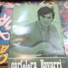 Cine: CARTELERA BAYARRI. PORTADA JOAN MANUEL SERRAT. N°593. 1968. Lote 192974358