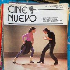Cine: REVISTA CINE NUEVO. Lote 193305825