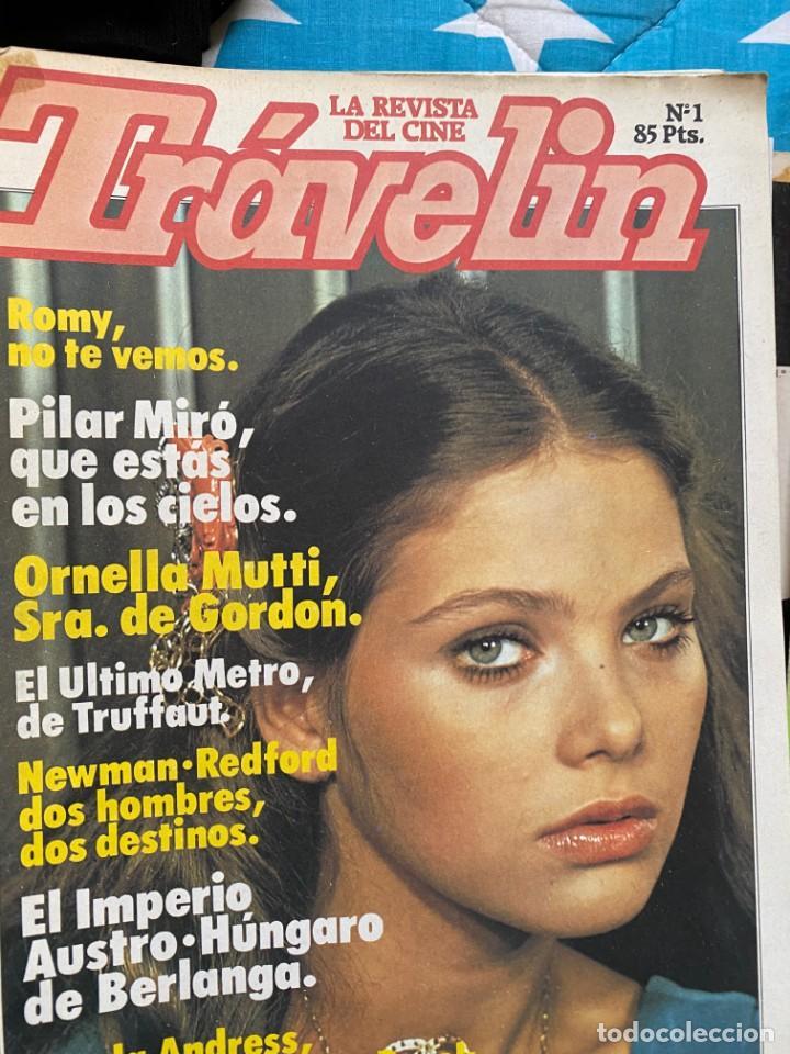 REVISTA DE CINE TRAVELIN (Cine - Revistas - Otros)