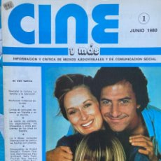 Cine: REVISTA CINE Y MAS. Lote 193318411