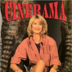 Cine: REVISTA - CINERAMA - Nº 18 - OCT. 1993 (PARQUE JURÁSICO / KIKA / MARLON BRANDO / FREDDY KRUEGER). Lote 193323985
