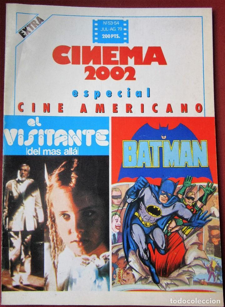 CINEMA 2002 NÚMERO 53-54 (Cine - Revistas - Cinema)