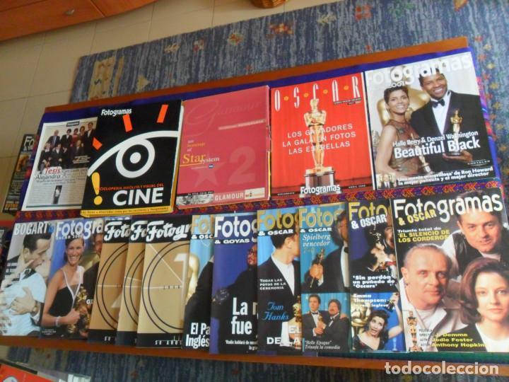 Cine: LOTE 61 FOTOGRAMAS ENTRE EL Nº 1707 Y EL 1908 MÁS EL 2100. 1985. CON 18 REGALOS. DE LUJO. - Foto 7 - 193392051