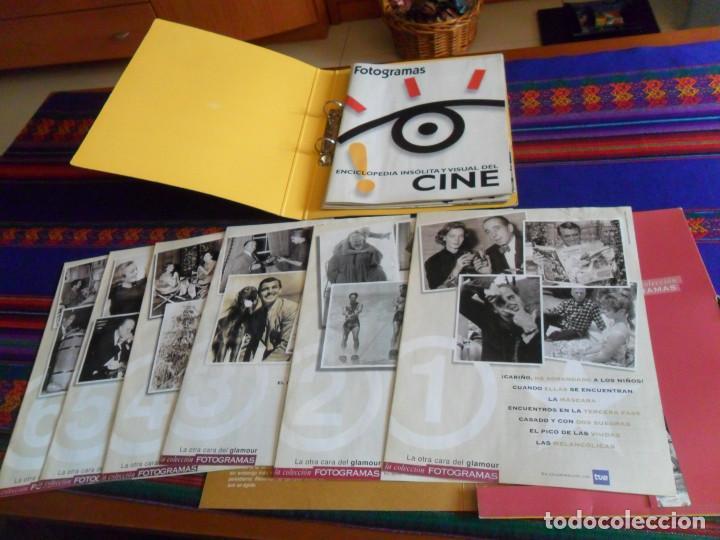 Cine: LOTE 61 FOTOGRAMAS ENTRE EL Nº 1707 Y EL 1908 MÁS EL 2100. 1985. CON 18 REGALOS. DE LUJO. - Foto 8 - 193392051