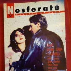 Cine: NOSFERATU Nº 9. Lote 193443618