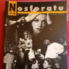 Cine: NOSFERATU Nº 17/18. JEAN RENOIR. Lote 193444032