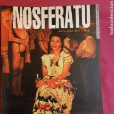 Cine: NOSFERATU Nº 22. ARTURO RIPSTEIN. Lote 193444383