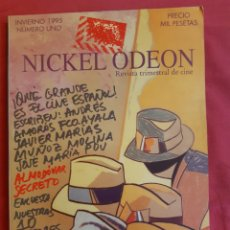 Cine: NICKEL ODEON Nº1. Lote 193453063
