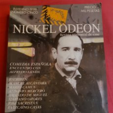 Cine: NICKEL ODEON Nº5. Lote 193453102