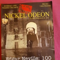 Cine: NICKEL ODEON Nº17. Lote 193453117