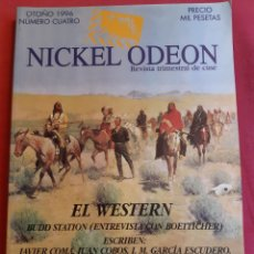 Cine: NICKEL ODEON Nº4. Lote 193453141